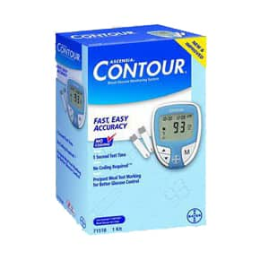 Bayer Contour Glucose Monitoring System