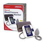 Omron HEM-432C Manual Blood Pressure Monitor