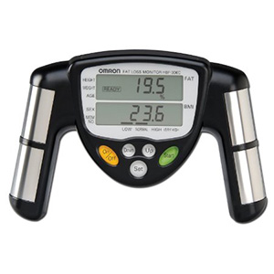 Omron HBF-306C Handheld Body Fat Analyzer