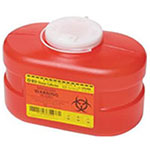 General Sharps Container w/ Needle Remover (3.3Qt.)